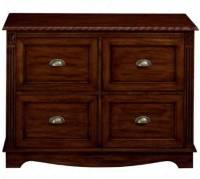 Solid Wood File Cabinet - Home Furniture Design