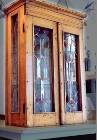 Stained Glass Kitchen Cabinets - Home Furniture Design