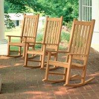 Teak Outdoor Rocking Chairs - Home Furniture Design