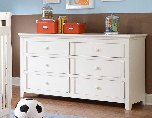 White Dresser for Kids Room  Home Furniture Design