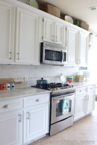 White Kitchen Cabinet Knobs - Home Furniture Design