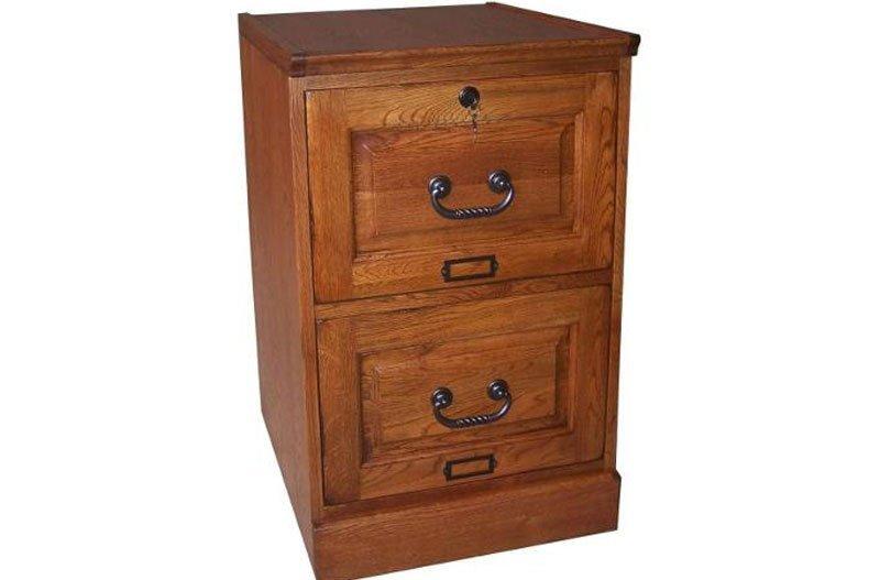 Wood Filing Cabinet  Home Furniture Design