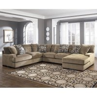 4 Piece Sectional Sofa with Chaise - Home Furniture Design