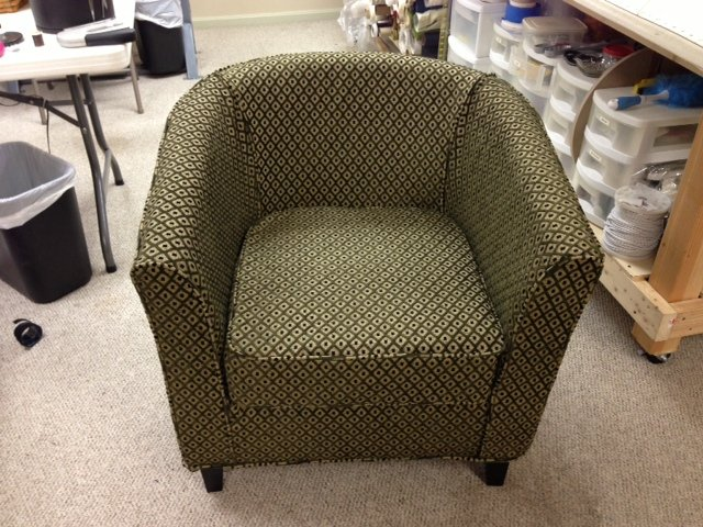 Barrel Chair Slipcover  Home Furniture Design