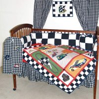 Cars Twin Bedding Set