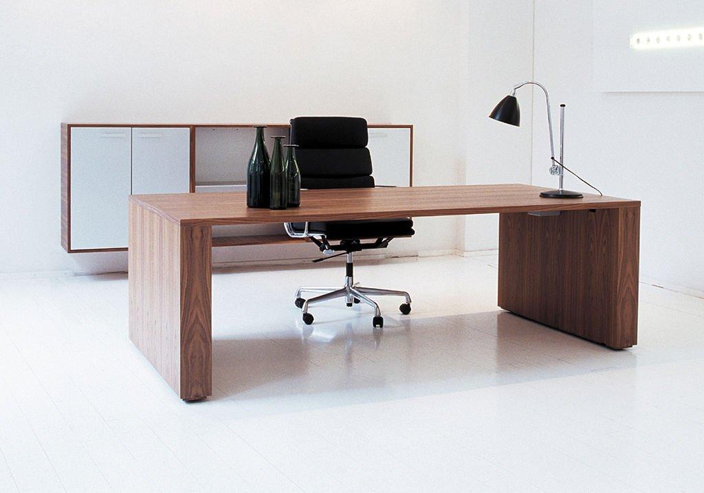 Contemporary Executive Office Desk  Home Furniture Design