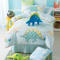 Dinosaur Twin Bed Set - Home Furniture Design
