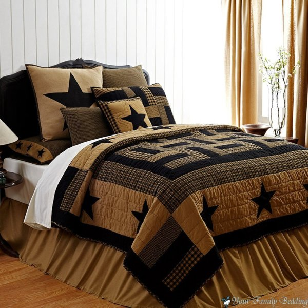 Rustic Country Quilt Bedding Sets King