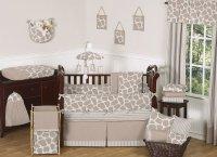 Giraffe Crib Bedding Sets - Home Furniture Design