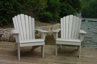 Plastic Resin Adirondack Chairs - Home Furniture Design