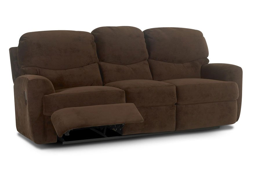 sure fit stretch stripe 2 piece sofa slipcover sand bonded leather with dual reclining seats recliner slipcovers - home furniture design
