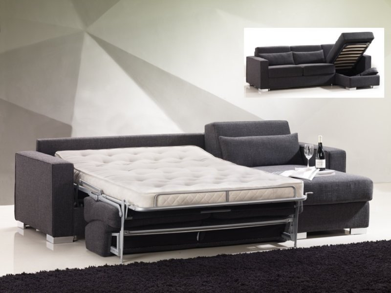 queen size sleeper sofa sectional decorating black leather with chaise - home furniture design