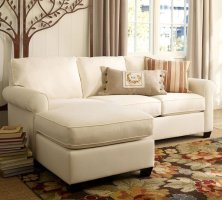 Small Sectional Sofa with Chaise Lounge   Home Furniture ...