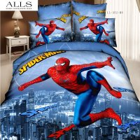 Spiderman Twin Bedding Set - Home Furniture Design