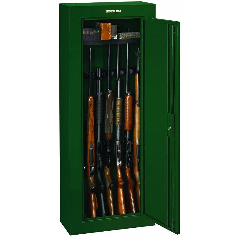 Stackon 8 Gun Steel Security Cabinet  Home Furniture Design