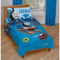 Thomas The Train Twin Bedding Set - Home Furniture Design