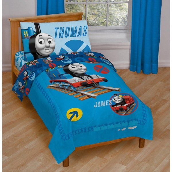 Thomas Train Twin Bedding Set - Home Furniture Design