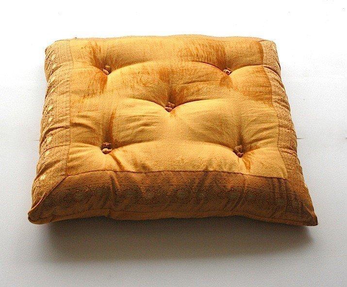 Velvet Floor Cushion  Home Furniture Design