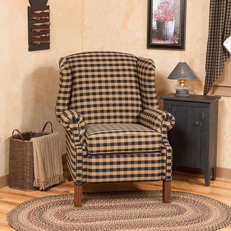chair covers for wingback recliners wood chairs with arms recliner slipcovers - home furniture design