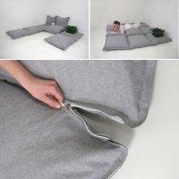 Zipzip Floor Cushions - Home Furniture Design