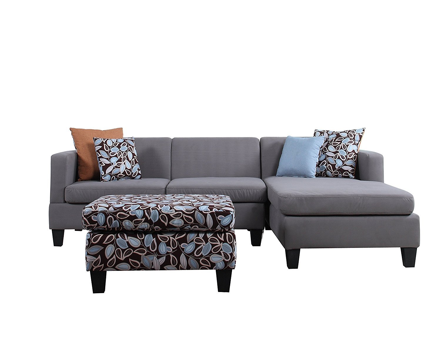 Small Sectional Sofa with Chaise  Home Furniture Design