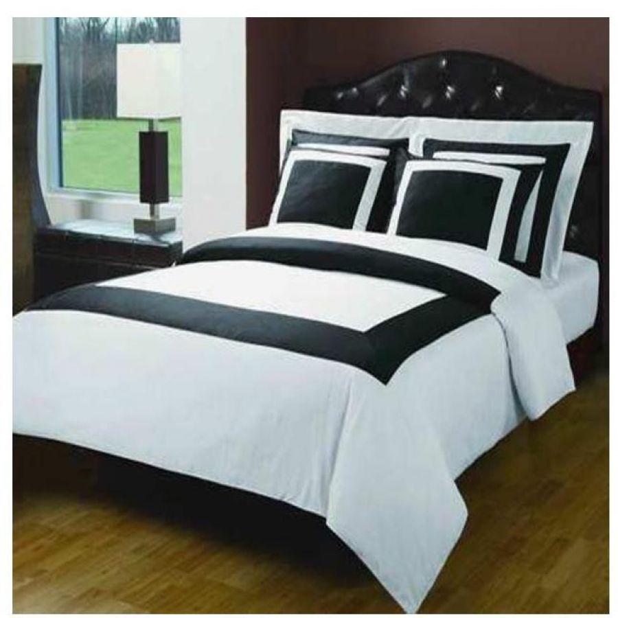 Black And Blue Bed Sets