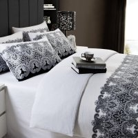 Black And White Bedding Sets - Home Furniture Design