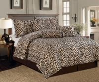 Cheetah Print Bedding Sets - Home Furniture Design