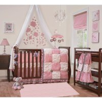Crib Bedding Sets For Girls - Home Furniture Design