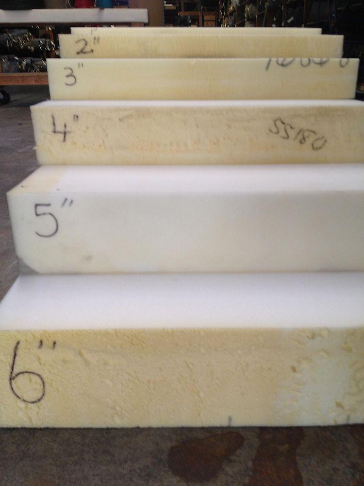 Foam Rubber Cushions  Home Furniture Design