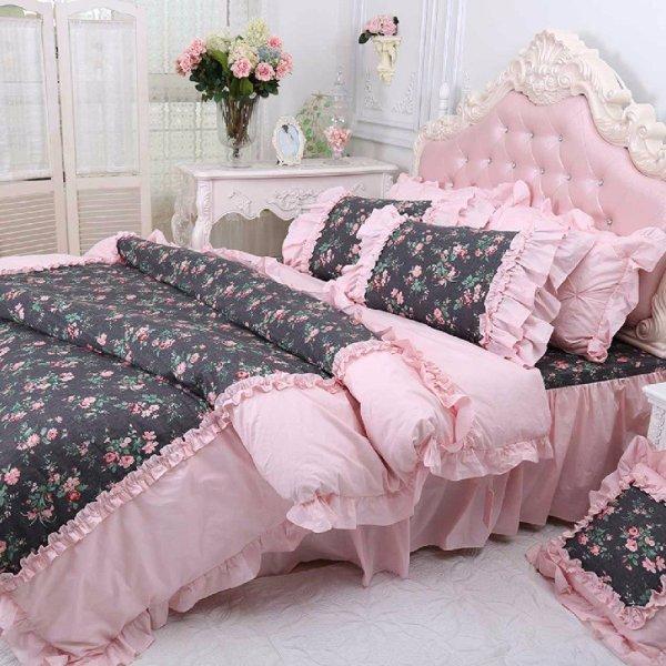 Girls Princess Bedding Sets - Home Furniture Design