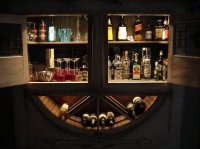 Liquor Storage Cabinet - Home Furniture Design