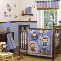 Monkey Crib Bedding Sets - Home Furniture Design