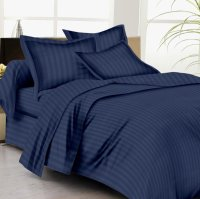 Navy Blue Bed Set