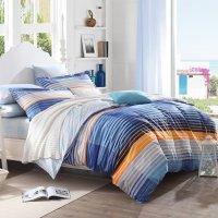 Orange And Blue Bedding Sets - Home Furniture Design