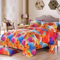 Pink And Orange Bedding Sets - Home Furniture Design
