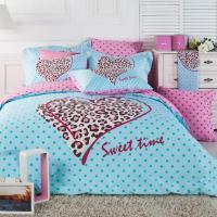 Pink Cheetah Bed Set - Home Furniture Design