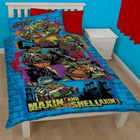 Teenage Mutant Ninja Turtles Bed Set
