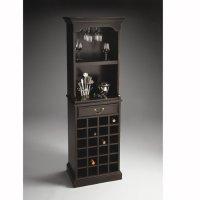 Wine Rack Liquor Cabinet