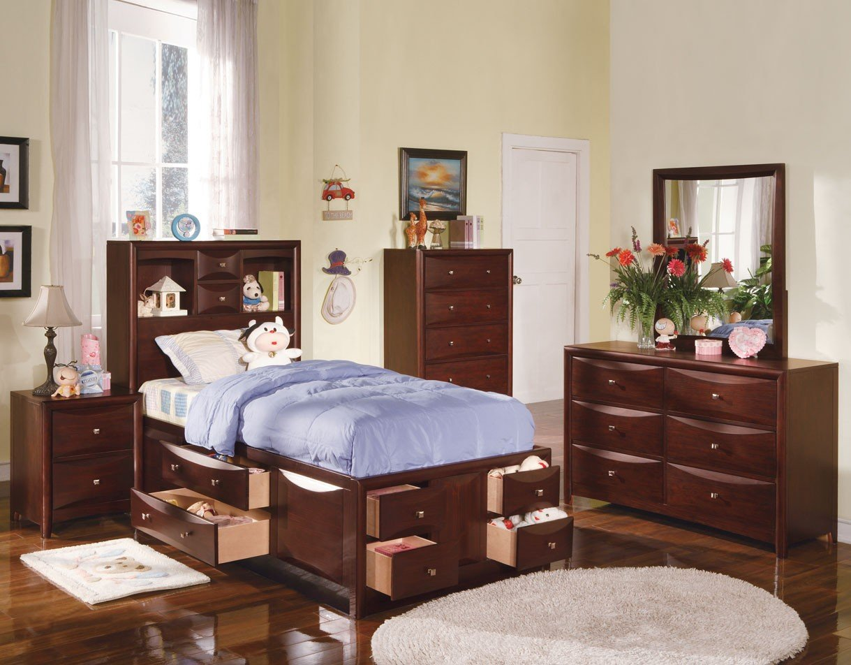 Affordable Kids Bedroom Sets  Home Furniture Design