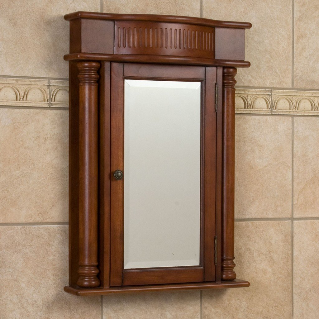 Cherry Wood Medicine Cabinets  Home Furniture Design