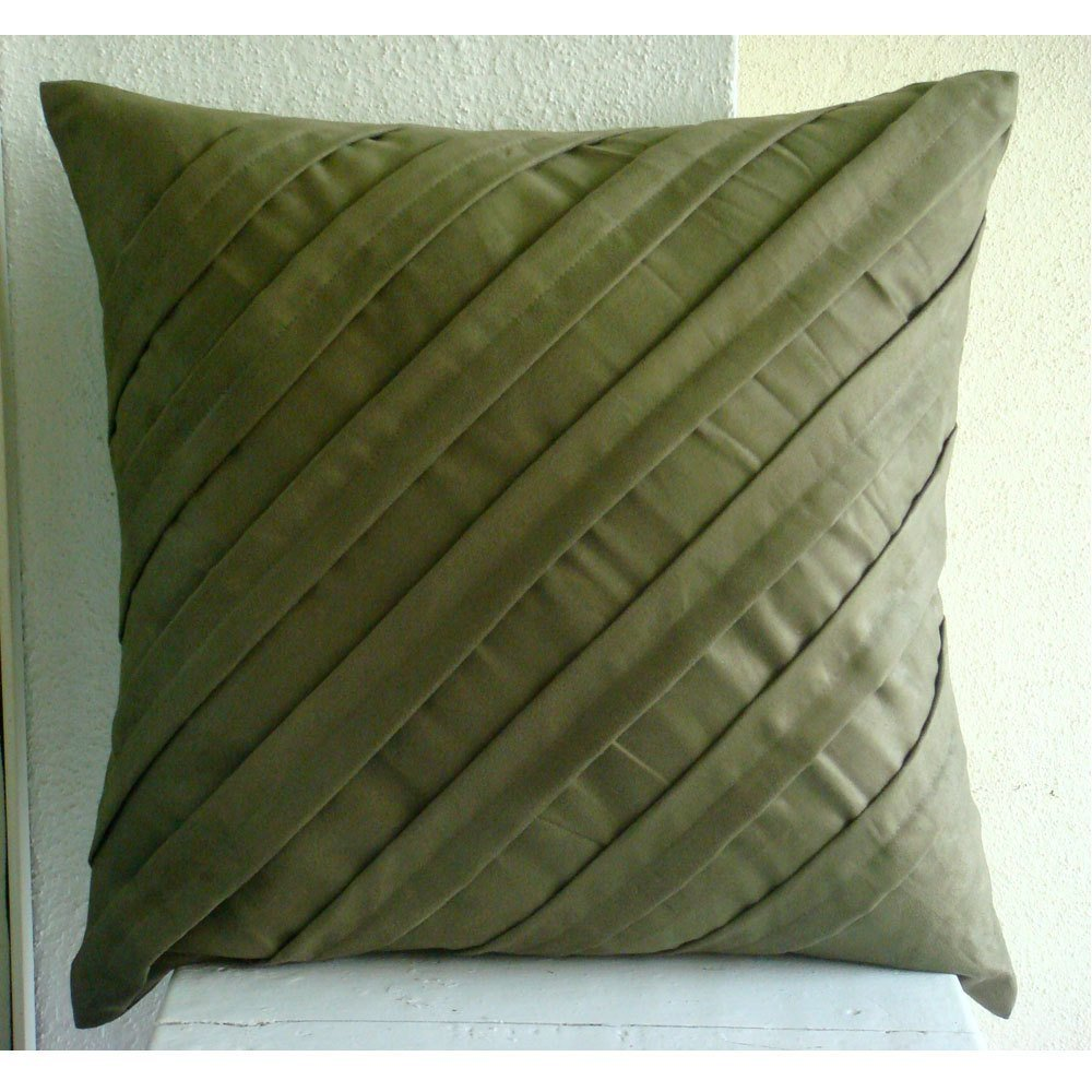 Green Throw Pillow Covers  Home Furniture Design