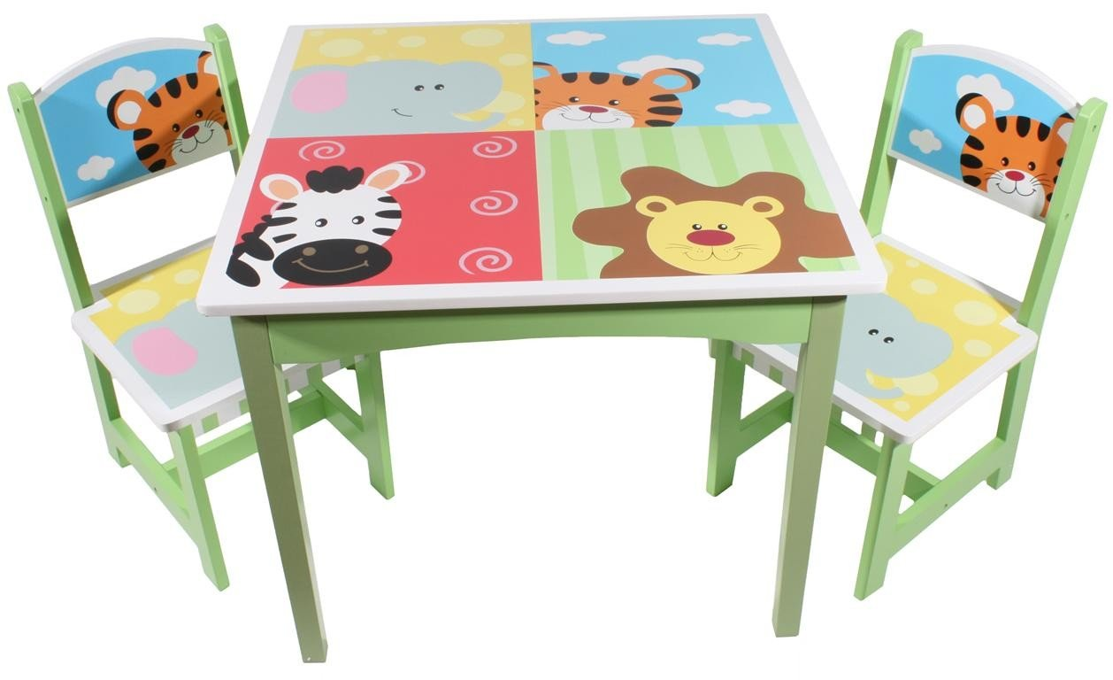 Kids Fold up Table and Chairs  Home Furniture Design