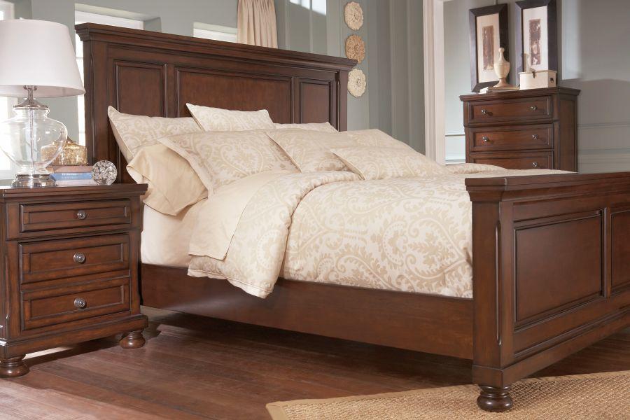 Porter Bedroom Set by Ashley  Home Furniture Design