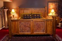 Rustic King Bedroom Sets - Home Furniture Design
