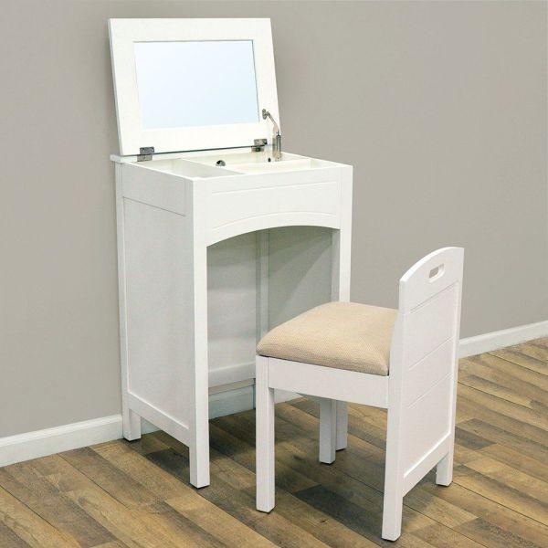 Small Vanity Desk - Home Furniture Design