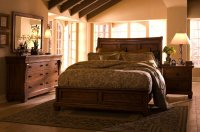 Solid Wood Queen Bedroom Sets