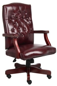 Traditional Executive Office Chair - Home Furniture Design