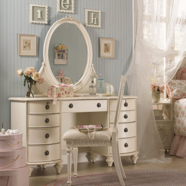 Vanity Desk Turn - Home Furniture Design