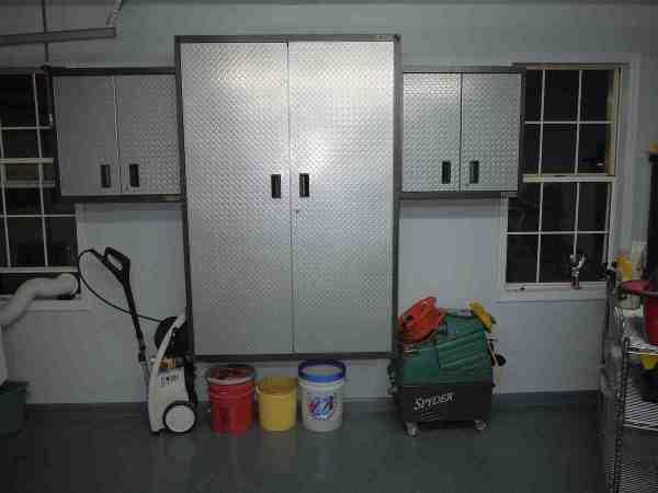 Garage Cabinets San Jose - Home Furniture Design